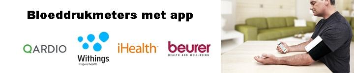 Bloeddrukmeters met app