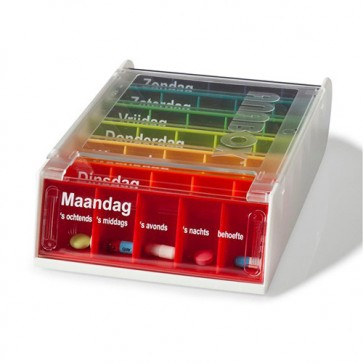 anabox pilendoos met weekindeling