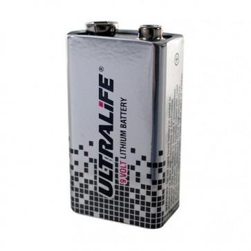 AED Lithium Batterij 9 volt