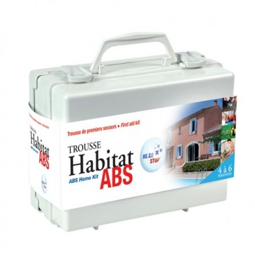 EHBO koffer thuisgebruik ABS