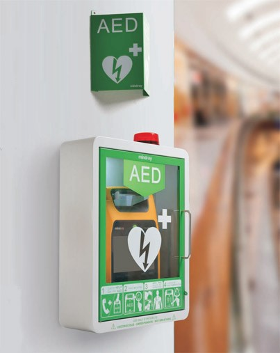 Aed Kast Voor Mindray Beneheart