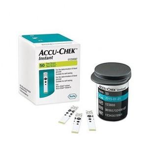 Accu Chek instant teststrips