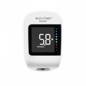 Accu chek instant glucosemeter