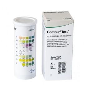 Combur 7 teststroken