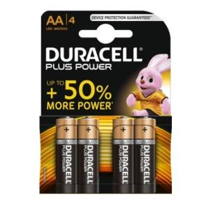 Duracell Plus power batterijen