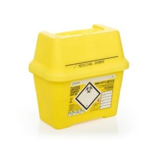 sharpsafe naaldencontainer 2 liter